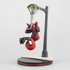 SPIDER-MAN HOMECOMING STREETLIGHT AVANGERS  TOY STATUE ACTION FIGURE 15CM 6INCH