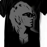 Ruki T-Shirt  The Gazette jrock shirt J-rock hand airbrushed with stencils