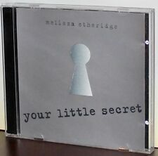 ISLAND PROMO 2-CD ISCD-110695: Melissa Etheridge - Your Little Secret + 500 only