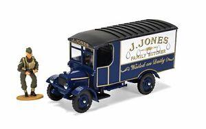 J. Jones Thornycroft van (Dads Army) Figure