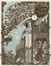 Sherlock Holmes Andrew Ghrist Art print Rare variant Horkey moss mondo ansin