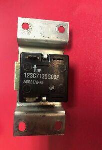 GE Dryer Start Switch 123C7130G002