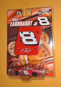 """WINNER'S CIRCLE -- DALE EARNHARDT JR. -- """"8"""" -- MINT"""