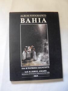 AMADO - ALBUM FOTOGRAFICO BAHIA - ED.A&A - 1991