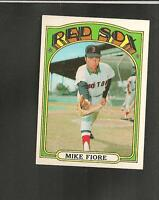 4578* 1972 Topps # 199 Mike Fiore Ex-Mt