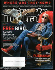 2013 Sports Illustrated FREE BIRD Dennis Rodman Subscription Issue NR/Mint