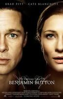 THE CURIOUS CASE OF BENJAMIN BUTTON DVD BRAD PITT CATE BLANCHETTE R4 BRAND NEW