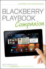 BlackBerry PlayBook Companion by Eric Giguere, Lisa Giguere (Paperback, 2011)