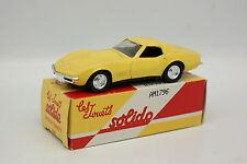 Solido 1/43 - Chevrolet Corvette 1968 Jaune