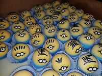 Minions- Magic BUBBLE Bath Bombs for kids
