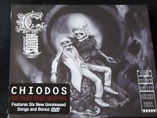 Chiodos - Bone Palace Ballet Grand Coda NEW CD & DVD THE MARS VOLTA RX BANDITS