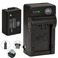 BM DMW-BMB9 Battery & Charger for Panasonic Lumix DMC-FZ60, FZ70, FZ100, FZ150