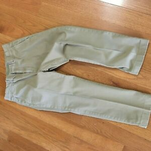 "Crewcuts Khaki Pants Boy's Sz 18 Reg 25"" Inseam - Waist 30"" Straight Fit"