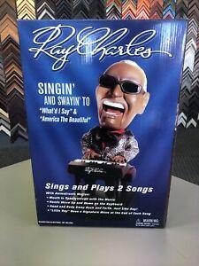 RAY CHARLES ANIMATED SINGING AND SWAYIN'****NEW