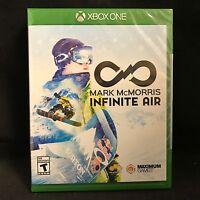 Mark McMorris Infinite Air (Microsoft Xbox One,2016) BRAND NEW / Region Free