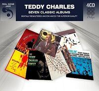 TEDDY CHARLES - 7 CLASSIC ALBUMS  4 CD NEU