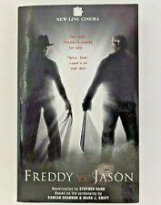 Freddy vs. Jason - Stephen Hand (2003, Mass Market)