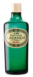Ach. Brito Portugal Eau de Cologne LAVANDA 100ml Herren Parfüm LAVENDEL & ZITRUS