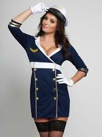 Ann Summers Mile High Pilot Outfit Sz 8-10 or 12-14 *ONLY £14.99*