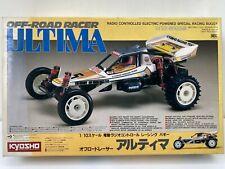 Kyosho Ultima Original Vintage 1/10 2WD RC Racing Buggy Optima Egress Avante NIB