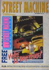 Street Machine Magazine September 1989 Vol.11 No.5