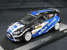 Minichamps Ford Fiesta WRC 2012 1:18 #3 Ten Brinke / Thierie Tank Q Rally (MCC)