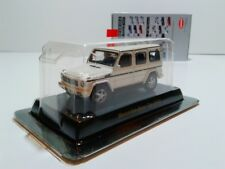 Kyosho 368 Mercedes G500 1:64 MIB OVP white color