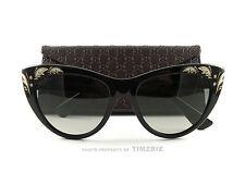 New Gucci Women's Sunglasses GG 3806/S Black 807DX Authentic