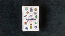 WORLD CUP ENGLAND 99 Card Pack - Bridge sized - Sanath Jayasurrya - SEALED