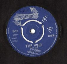 "The Who - Happy Jack 7"" Single 1966"