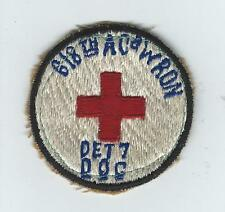 50s-60s 618th AC&W SQUADRON patch