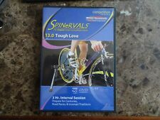 Spinervals 13.0 Tough Love Dvd Cycling Workout