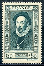 STAMP / TIMBRE FRANCE NEUF N° 587 ** CELEBRITE MONTAIGNE