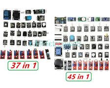45 In 137 In 1 Sensor Module Starter Kit Set For Arduino Raspberry Pi New