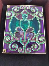 Haunted Mansion Donald Duck Storybook Jumbo Stained Glass LE Disney Pin 56143