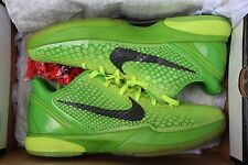 Nike Zoom Kobe VI 6 Grinch Christmas