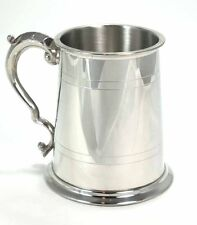 Wentworth Pewter Lined Tankard Fancy Handle (Std) - NIB