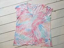 Linen V Neck Other Women's Singlepack Tops
