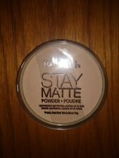 Rimmel London Stay Matte Face Powder – Beige 011 Creamy Natural New Sealed
