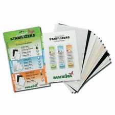Madeira Premium Stabilizer Starter Kit 12 Assorted