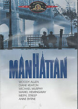 Dvd **MANHATTAN** con Woody Allen Diane Keaton nuovo 1979