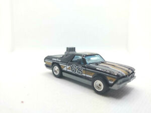 Hot wheels 2020 unspun `68 El Camino  - rubber Tire