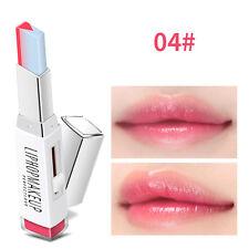 Two-tone Tint Lip Bar Long Waterproof Lasting Color changing Lipstick Lip Balm