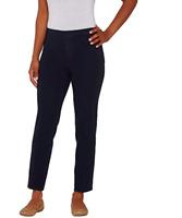 Isaac Mizrahi Live! Petite Jeans 12P Petite 24/7 Denim Ankle Length Blue A266945