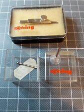 Rotring - Pointe compas + pied ventouse pour compas - Neuf