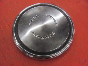 1970 70 Ford Mustang Dog Dish Hub Cap D0ZA-1130-H
