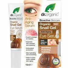 Dr. Organic Snail Gel Anti-aging Eye Serum 15ml
