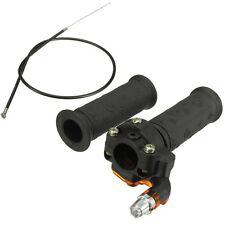 Twist Throttle Accelerator Grip Cable For ATV Quad Dirt Pit Bike 90/110/125CC
