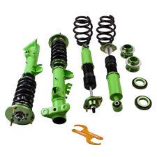Pour BMW 3 Series E36 316i 318i Coilover Suspension Kit Combine BLEU NEUF