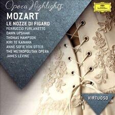 VIRTUOSO: Mozart: Le Nozze di Figaro - Highlights, New Music